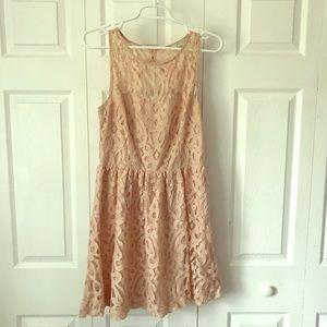 Lauren Conrad lace dress